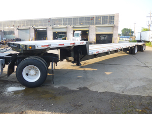 Dropdeck Trailer, Drop deck, Step Deck, Single Drop Trailer