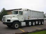Five Axle Interantional Dump Truck