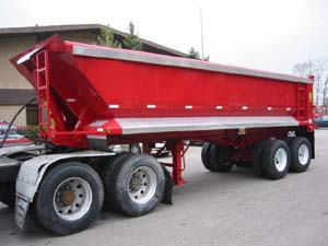 Picture of LaPine's RG-50 Lowboy.