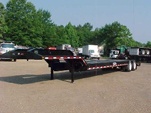 Rigid Gooseneck Trailer